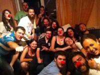"""Participantes del SVE """"TRY_Together for Romanian Youth"""" [Foto: Laura Tarragó Casteràs]"""